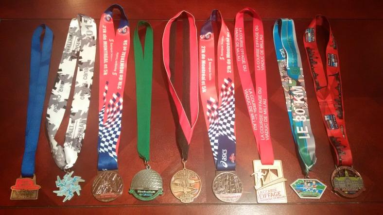 Medals 2014
