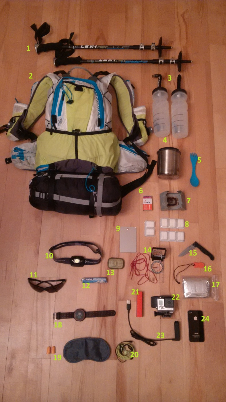 Equipement - MDS2016