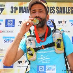 MDS2016 - Karym Lahjioui medaille 1
